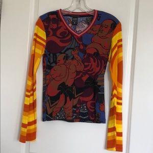 Vintage 90s Custo Sweater